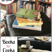 Books for Cooks and Foodies (That Aren't Cookbooks) ~ A Gift Guide and Reading List