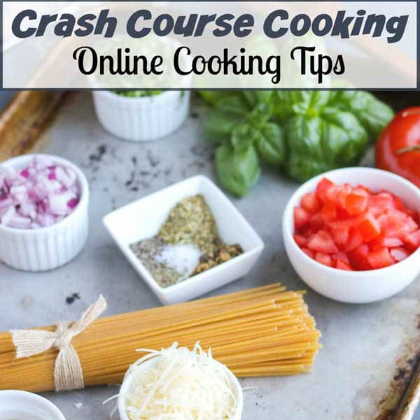 Want to learn to cook? Learn right along with us, as we tackle the cooking questions you really need to know!