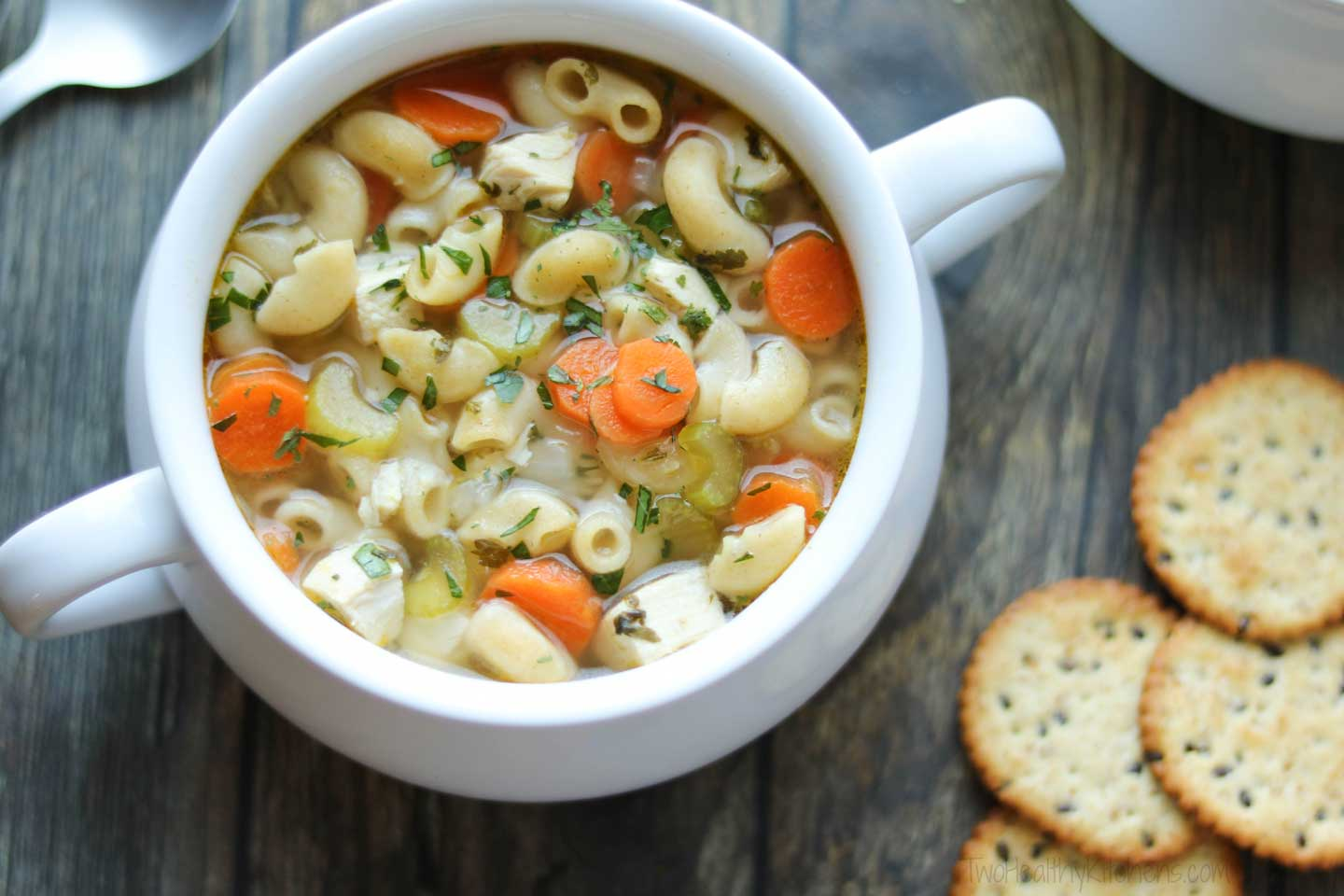 A good, quick and easy Chicken Noodle Soup recipe is something every home cook should have in their back pocket!