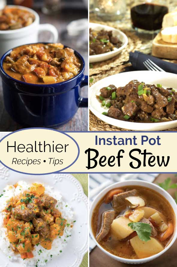 Healthier instant pot beef stew recipes and tips two healthy kitchens great ideas for beef stew recipes that are quick and easy in your instant pot electric forumfinder