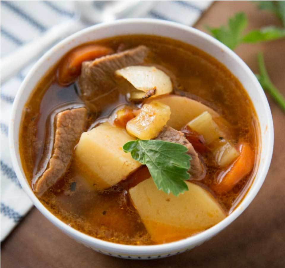 Think beef stew can't fit into a healthy diet plan? Think again! Weight Watchers Instant Pot Beef Stew from Jamie at Life Is Sweeter By Design is just one example. Plus, we've got tips and swaps, in addition to great recipes!