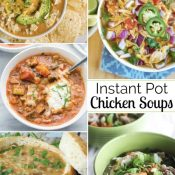 Easy Instant Pot Chicken Soup Recipes