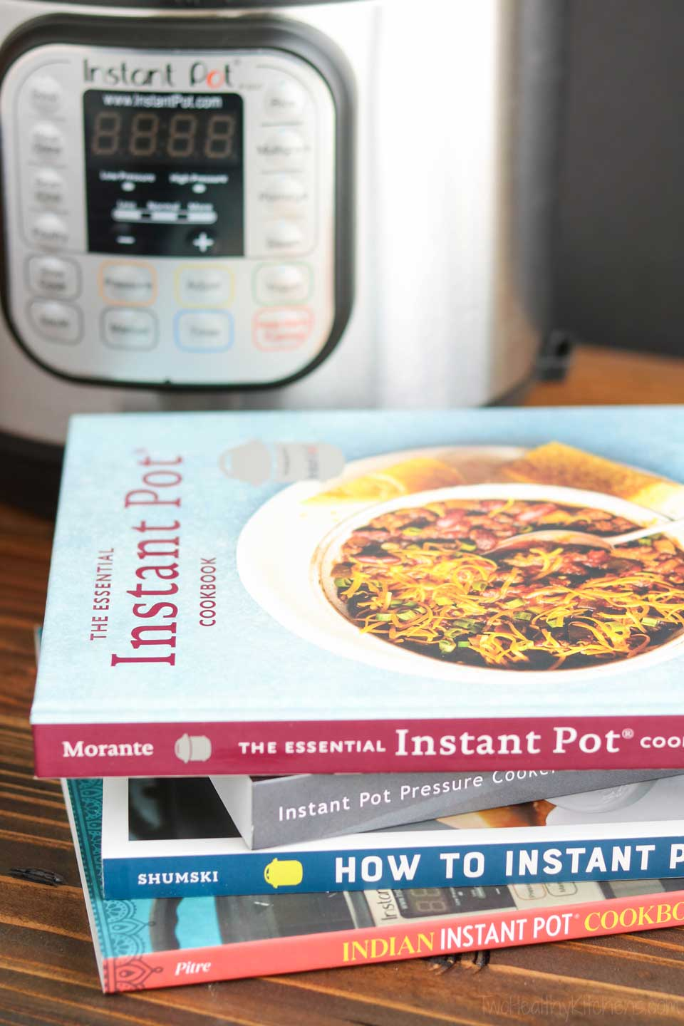 "Even after I bought my first Instant Pot, I still wasn't really sure ""Hey – what can I cook in my Instant Pot?"" The more I researched and looked through cookbooks, the more surprised I was about just how many things you can cook in an Instant Pot! It's important to know what works well, and what doesn't though!"