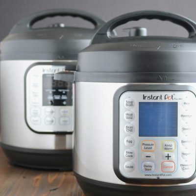 Which Instant Pot to Buy