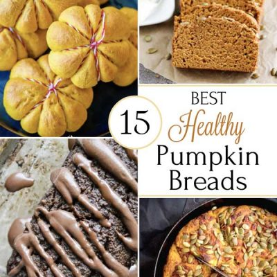 15 Best Healthy Pumpkin Bread Recipes