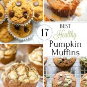 17 Best Healthy Pumpkin Muffins