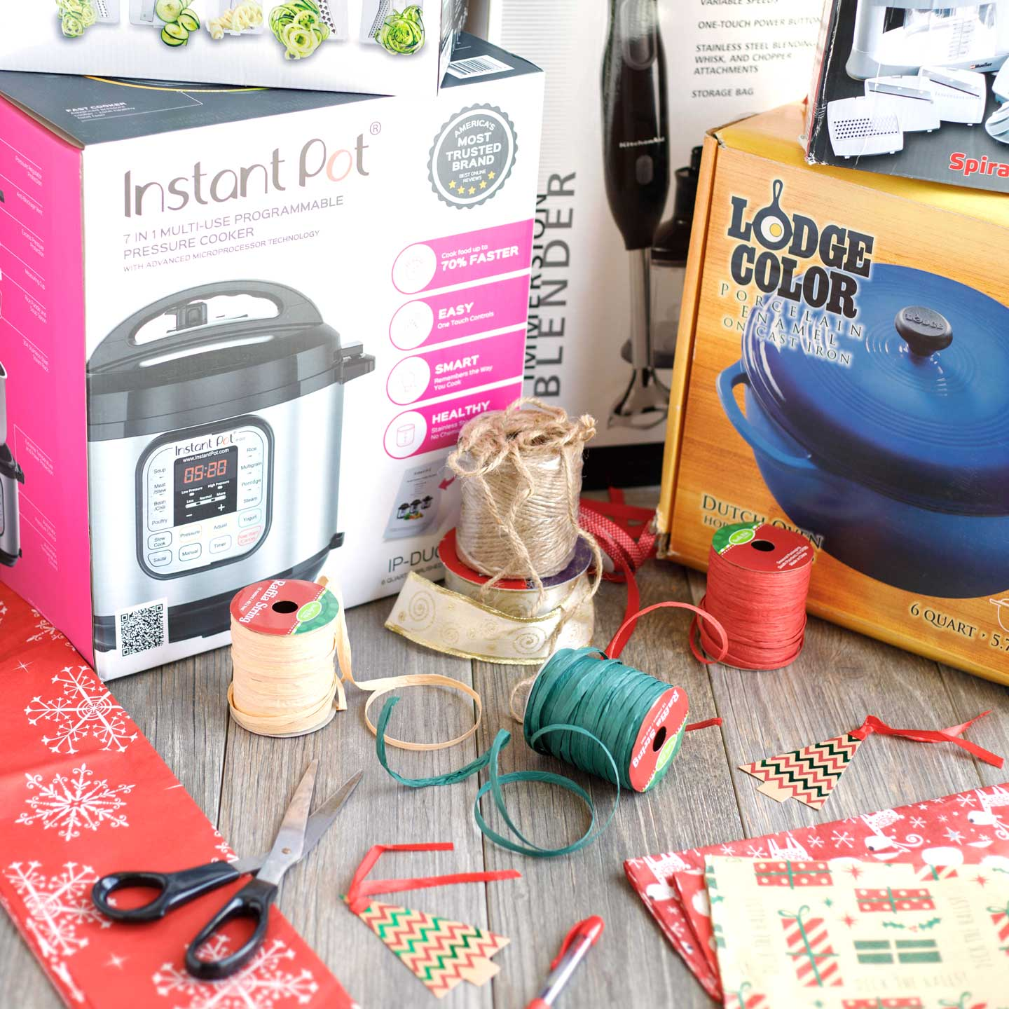 Best Holiday Gift Guide for Cooks and Foodies
