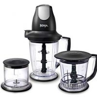 Ninja Blender/Food Processor Set for Shakes, Smoothies, and Meal Prep (QB1004)