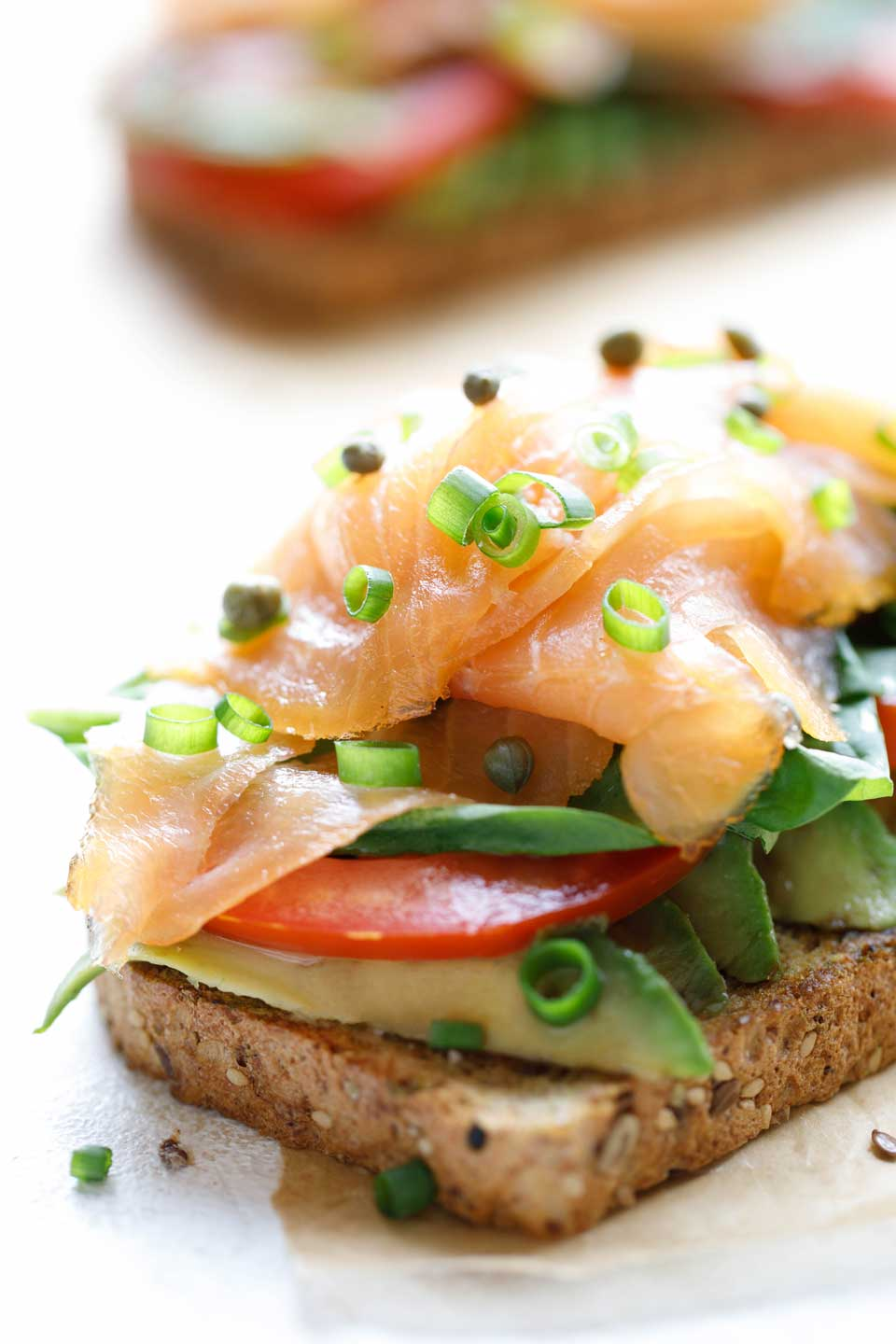 5 Minute Healthy Avocado Toast With Smoked Salmon Two Healthy Kitchens,Coin Dealers Near Me