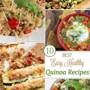 Best Tried-and-True Healthy, Easy Quinoa Recipes