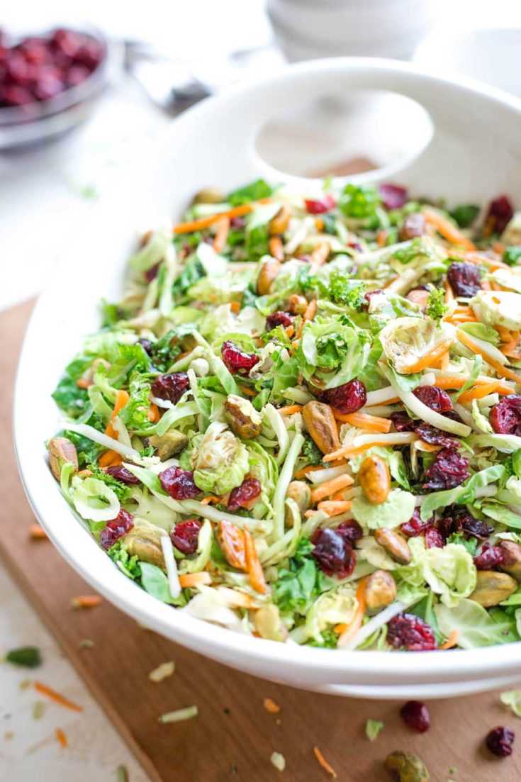 #4 Superfoods Brussels Sprout Salad