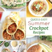 Easy Crockpot Recipes for Summer