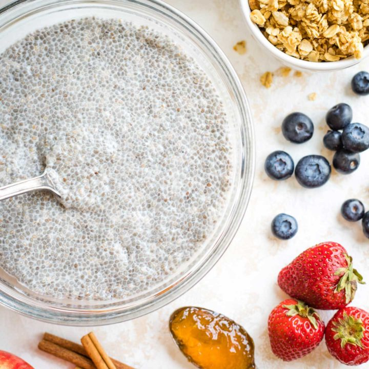 Easy Chia Seed Pudding Recipe