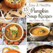 15 Easy Pumpkin Soup Recipes