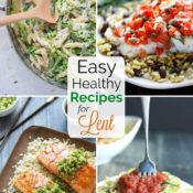 20 Easy Recipes for Lent (You'll Actually Crave All Year!)