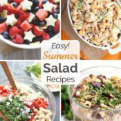 22 Easy Summer Salad Recipes
