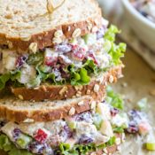The Ultimate Turkey Salad Recipe (That Rescues Leftover Turkey)