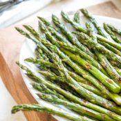 Easy Oven Roasted Asparagus
