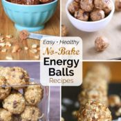 The BEST Healthy Energy Balls Recipes