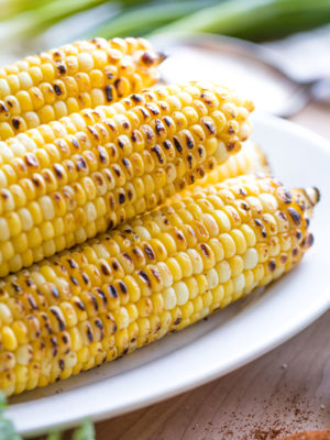 How to Cook Corn on the Cob on the Grill